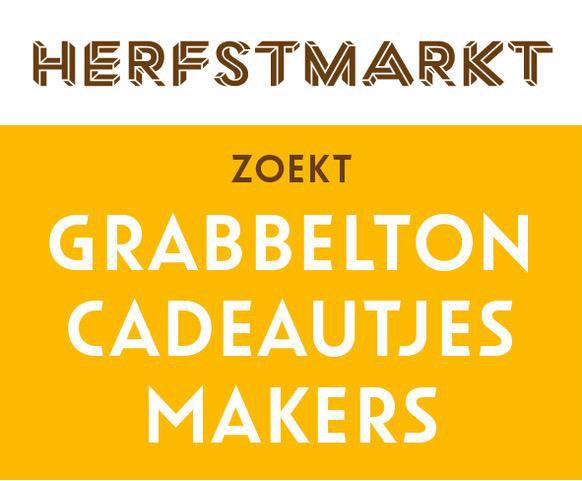 Tiliander Herfstmarkt zoekt grabbelton cadeautjes makers