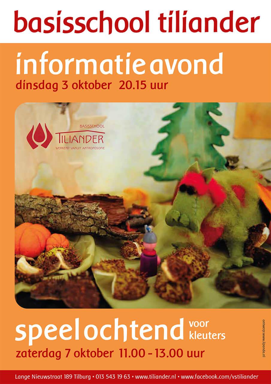 Informatie avond Basisschool Tiliander | Tiliander